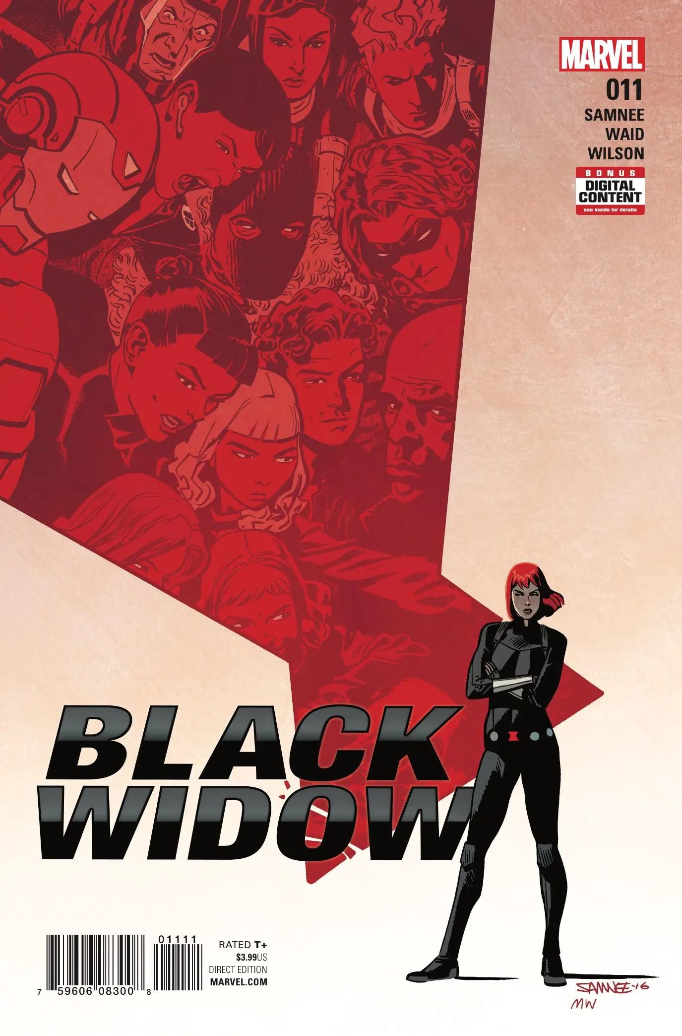 Black Widow #11 Review