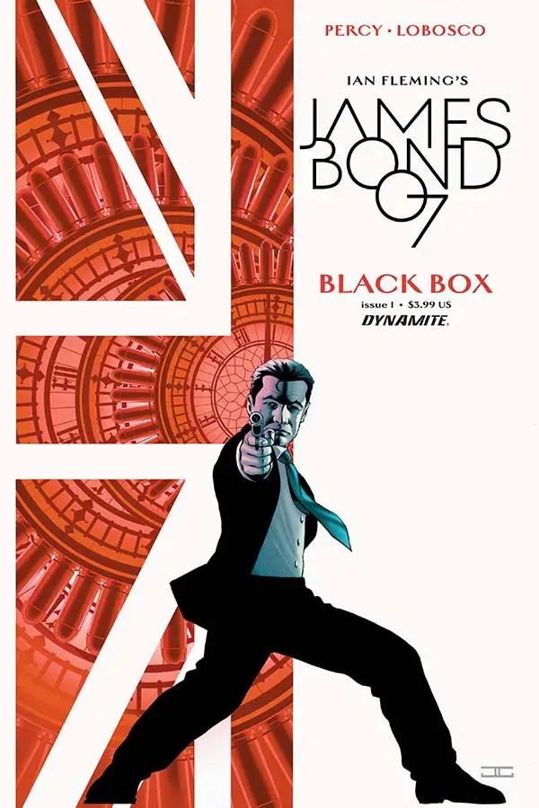 James Bond: Black Box #1 Review