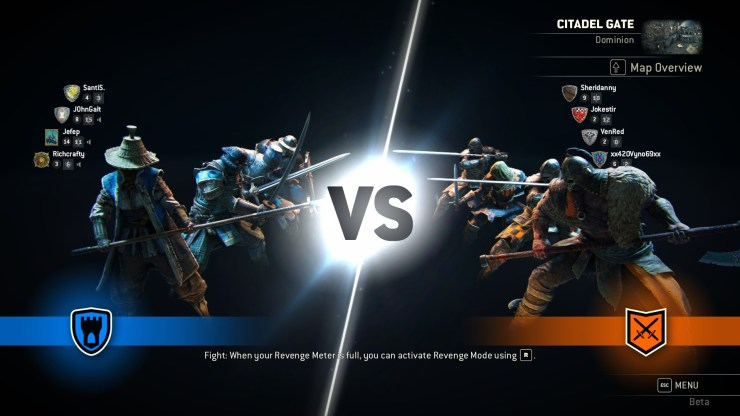 'For Honor' Closed Beta Impressions