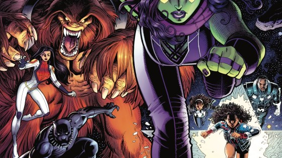 Guardians of the Galaxy as of late has been focused on a single member, which is odd because I thought this was a team book! Last issue it was Groot and this time Gamora gets all the attention...is it good?