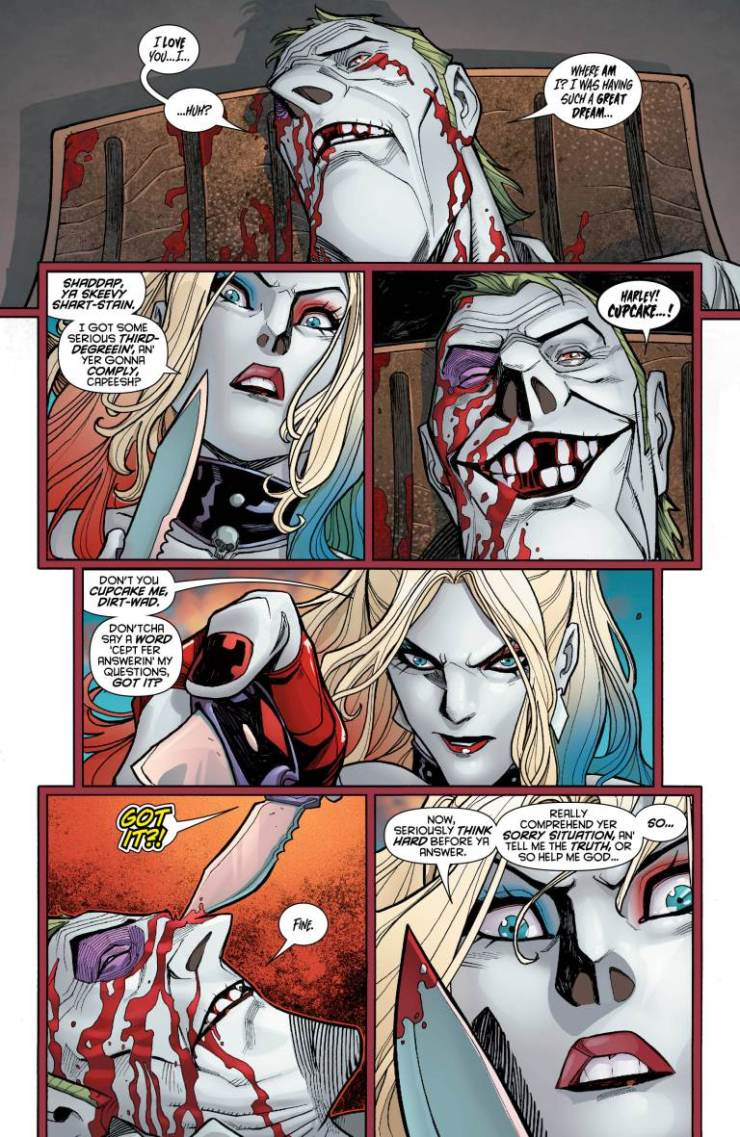 Harley Quinn #13 Review