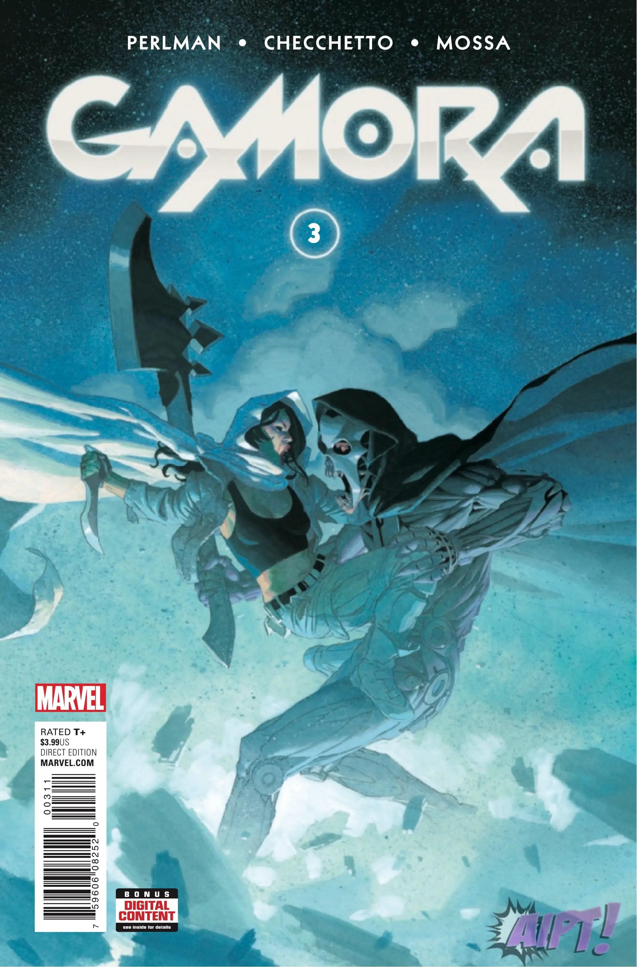 Gamora #3 Review