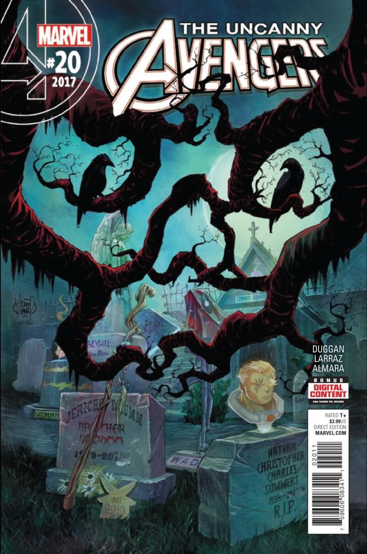 Uncanny Avengers #20 Review
