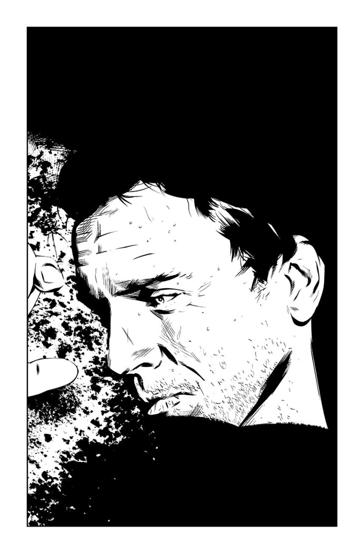 Normals Issue 01 Page 01 Inks