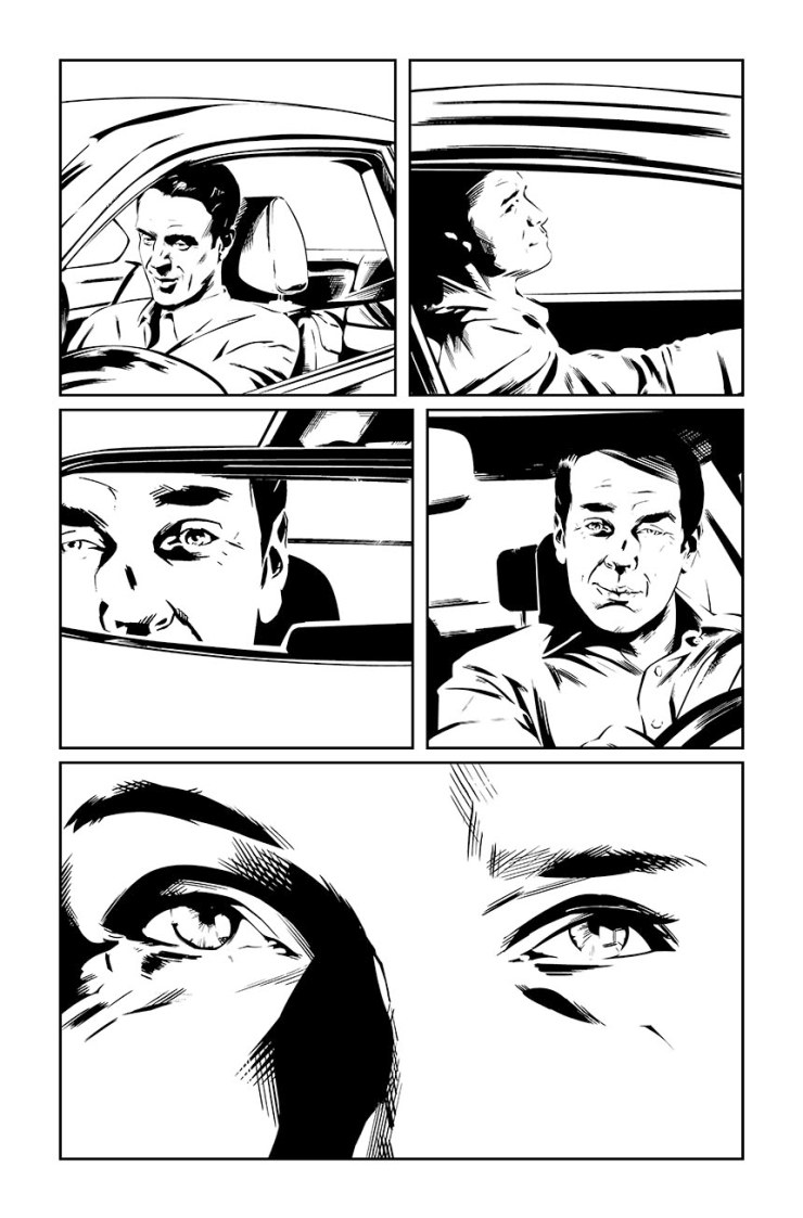 Normals Issue 01 Page 02 Inks