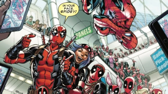 [EXCLUSIVE] Marvel Preview: Spider-Man/Deadpool #14