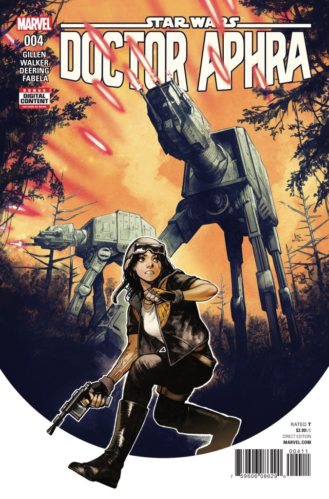 Star Wars: Doctor Aphra #4 Review