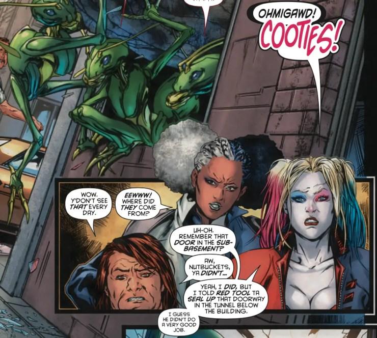 Harley Quinn #14 Review