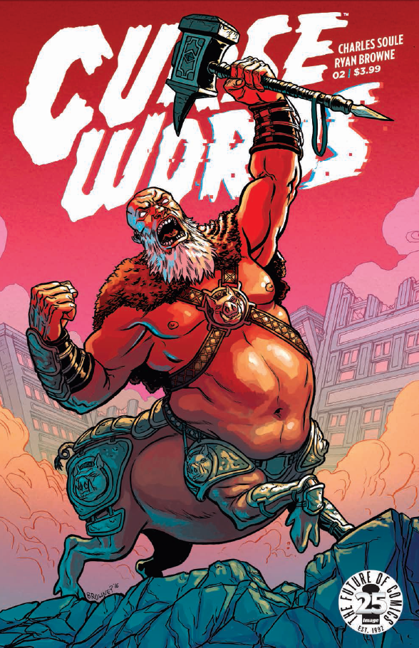Curse Words #2 Review