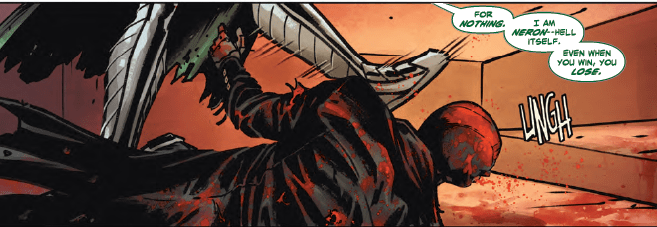 Midnighter and Apollo #6 Review