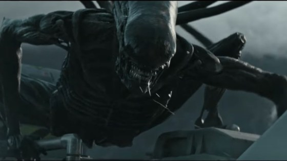 [Watch] Alien: Covenant's action-packed, revealing trailer