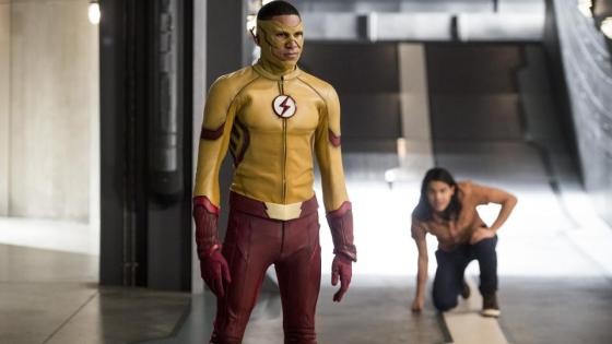 Last week's midseason premiere of The Flash was perhaps most notable for giving almost everyone in the cast their own mini storyline. Tuesday's episode went the other way, focusing instead on only one main story and one subplot.