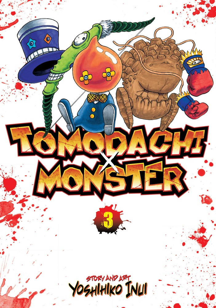 Tomodachi X Monster Vol. 3 Review