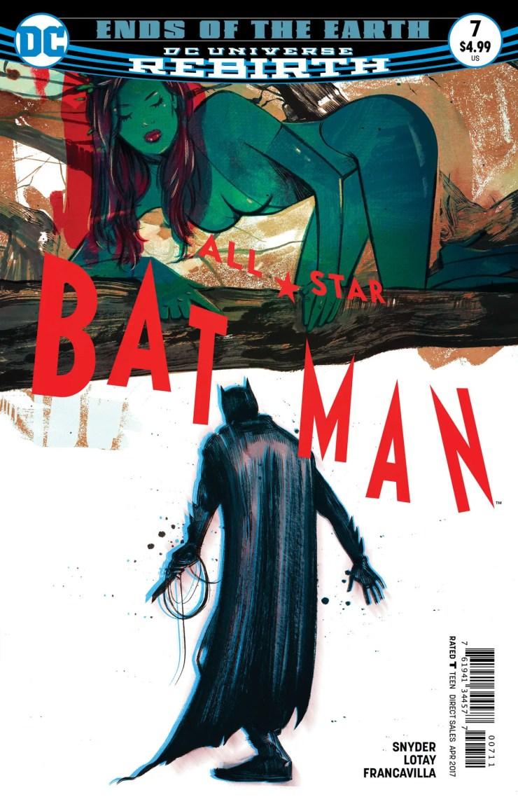 all-star-batman-7-cover