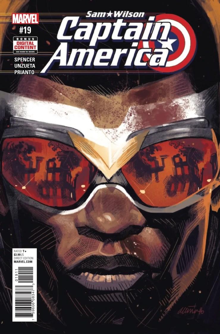 Captain America: Sam Wilson #19 Review