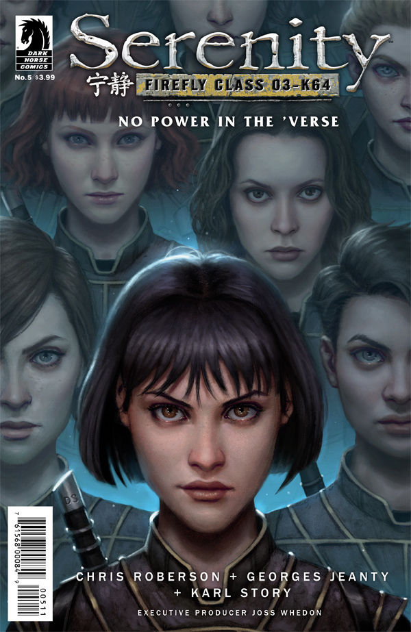 Serenity: No Power in the 'Verse #5 Review