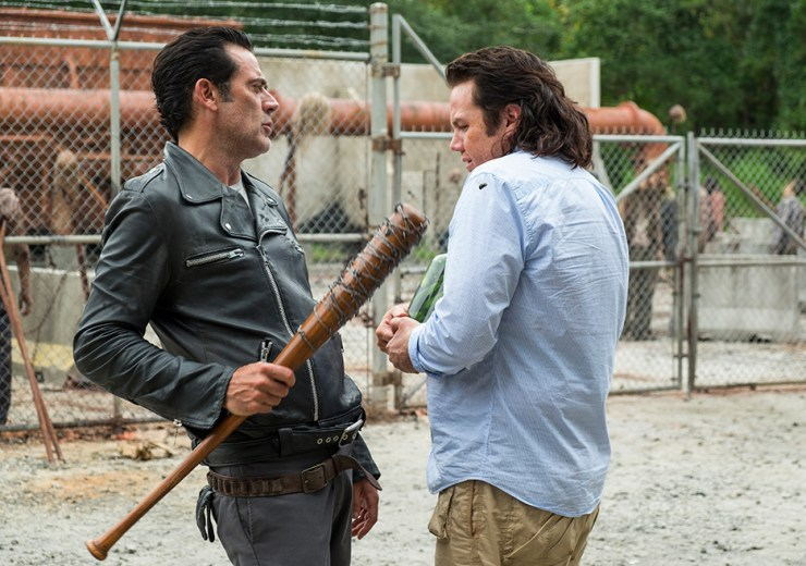 """The Walking Dead: Season 7, Episode 11 """"Hostiles and Calamities"""" Review"""