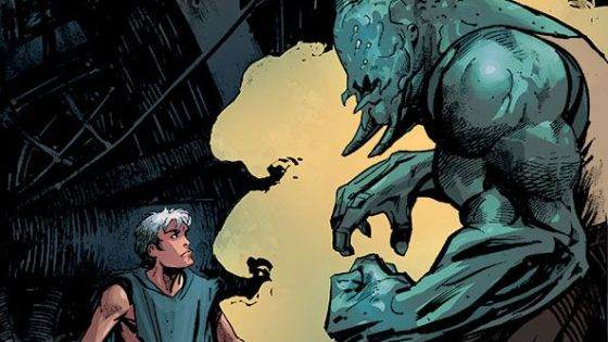 Planetoid was a fantastic series back in 2012 and its new spin-off seems to suggest it's not letting up soon. It's the kind of science fiction that is so comprehensive in its art you'll wonder if a place like this is real. We had the opportunity to speak to its writer and artist Ken Garing about the new series as well as his time in comic books.