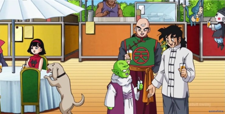 """Dragon Ball Super: Episode 3 """"Where Does the Dream Pick Up? Find the Super Saiyan God!"""" Review"""