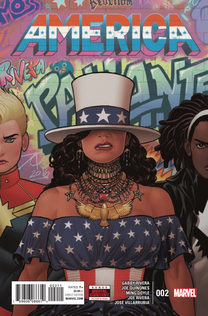 America #2 Review