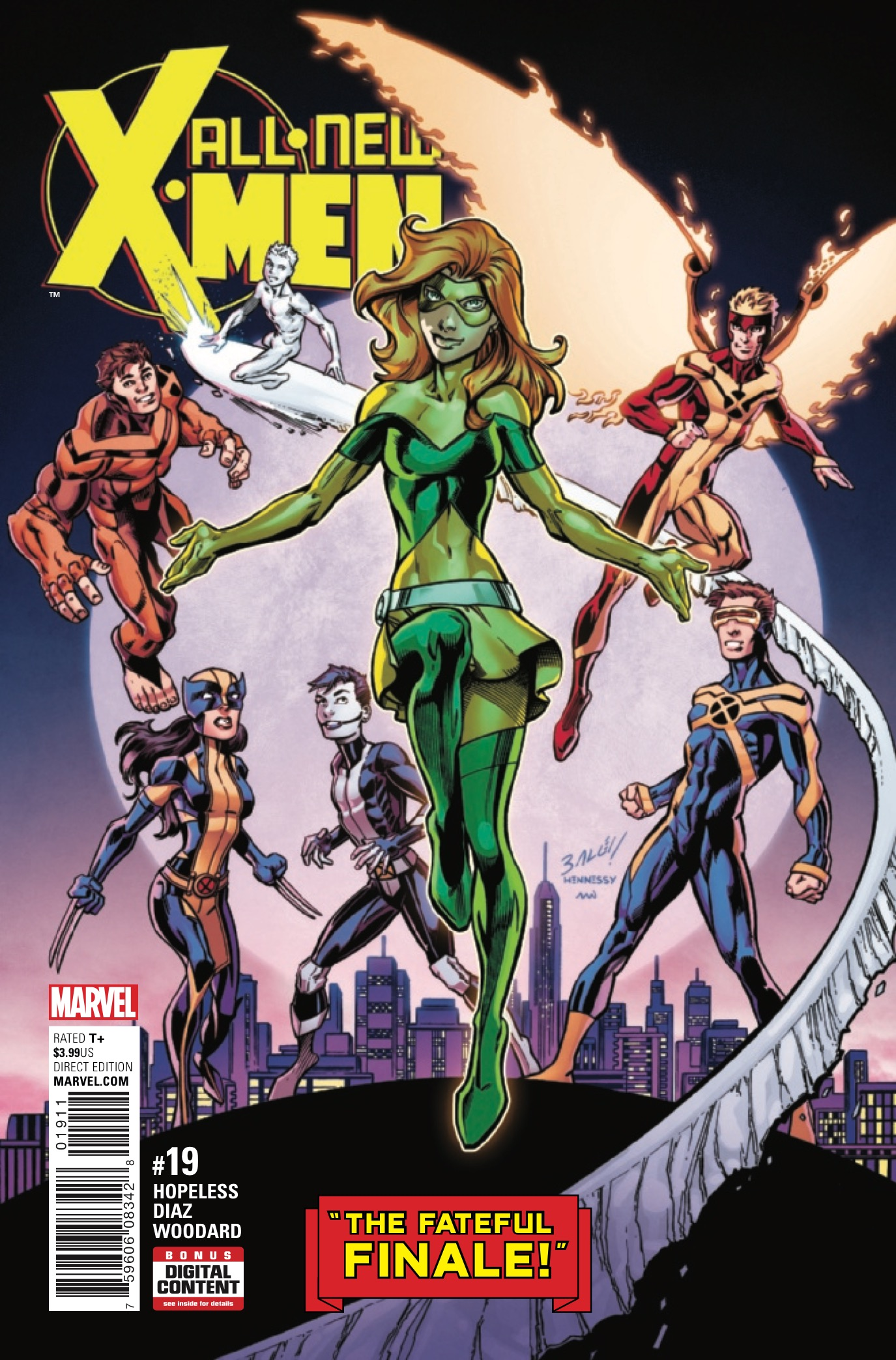 All-New X-Men #19 Review