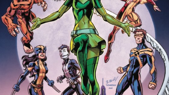 Marvel Preview: All-New X-Men #19
