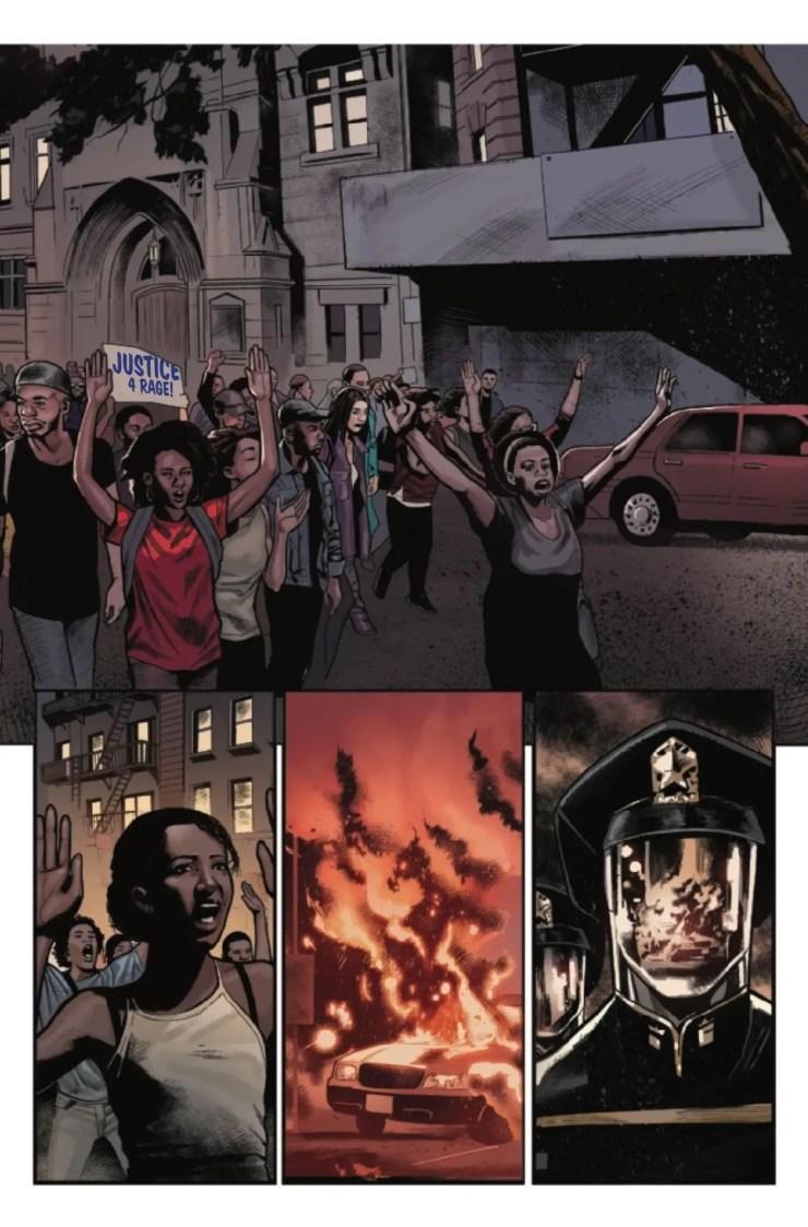 Captain America:  Sam Wilson #20 Review