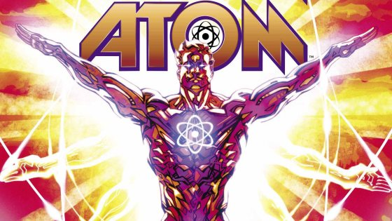 Now that he's back in the present, Captain Atom is a public figure again. Can his new cover story keep his secret safe, or are things not all that they seem? It's the latter. Obviously.