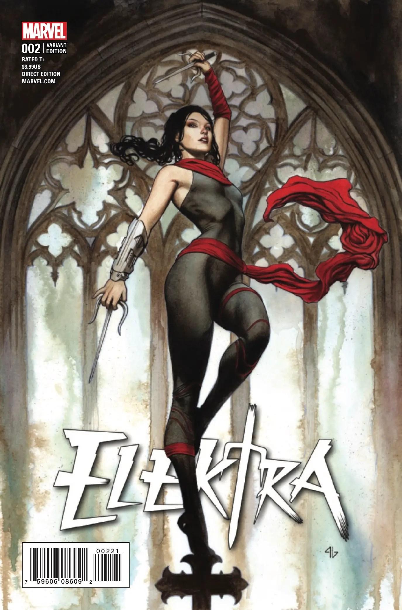 Elektra #2 Review