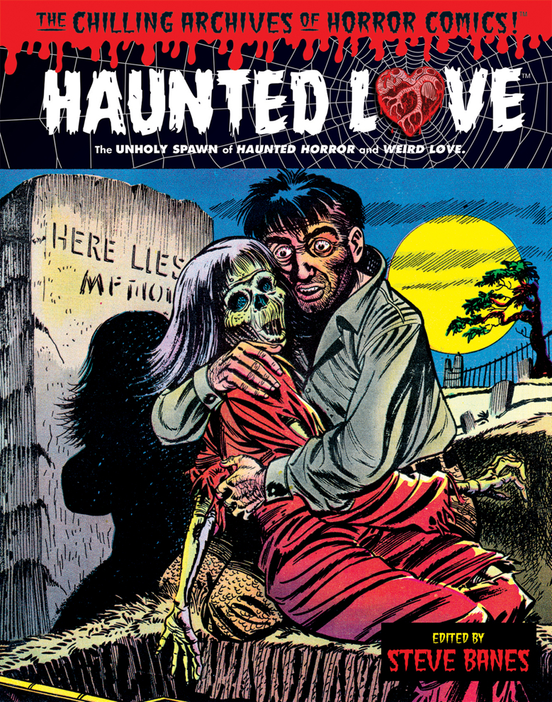 Haunted Love Vol.1 Review