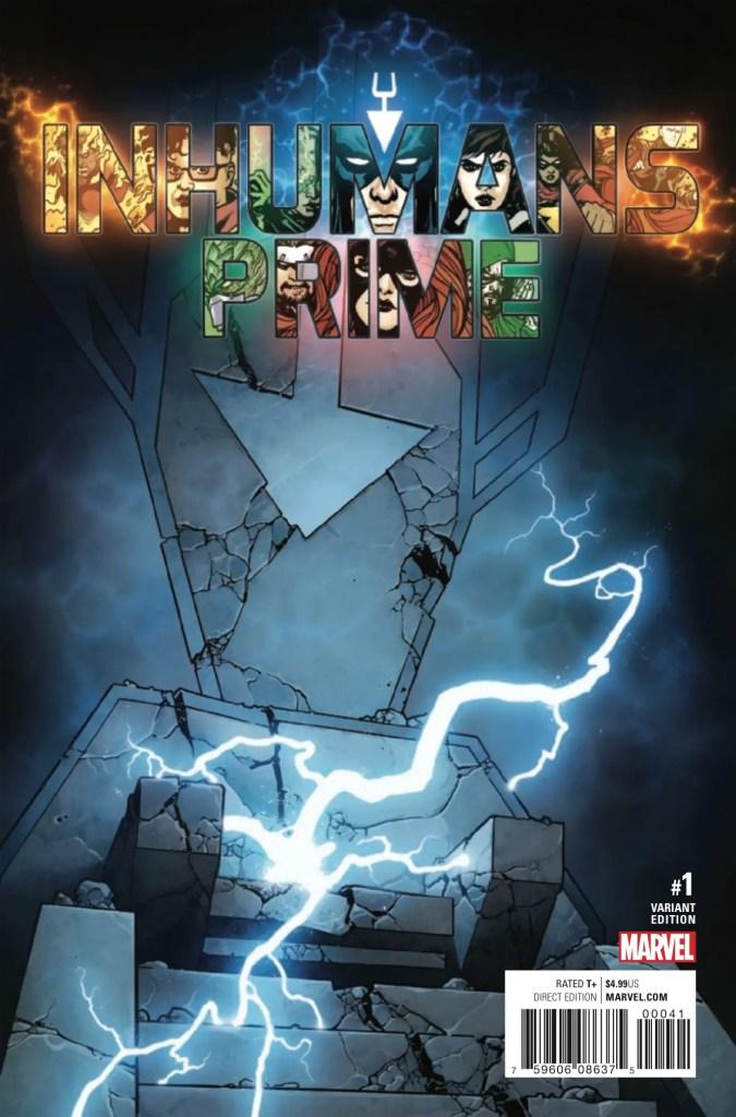 Marvel Preview: Inhumans Prime #1