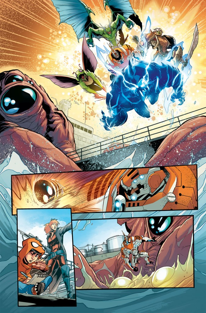 Marvel Preview: Monsters Unleashed #1