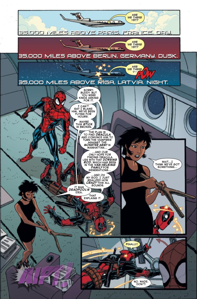 [EXCLUSIVE] Marvel Preview: Spider-Man/Deadpool #16