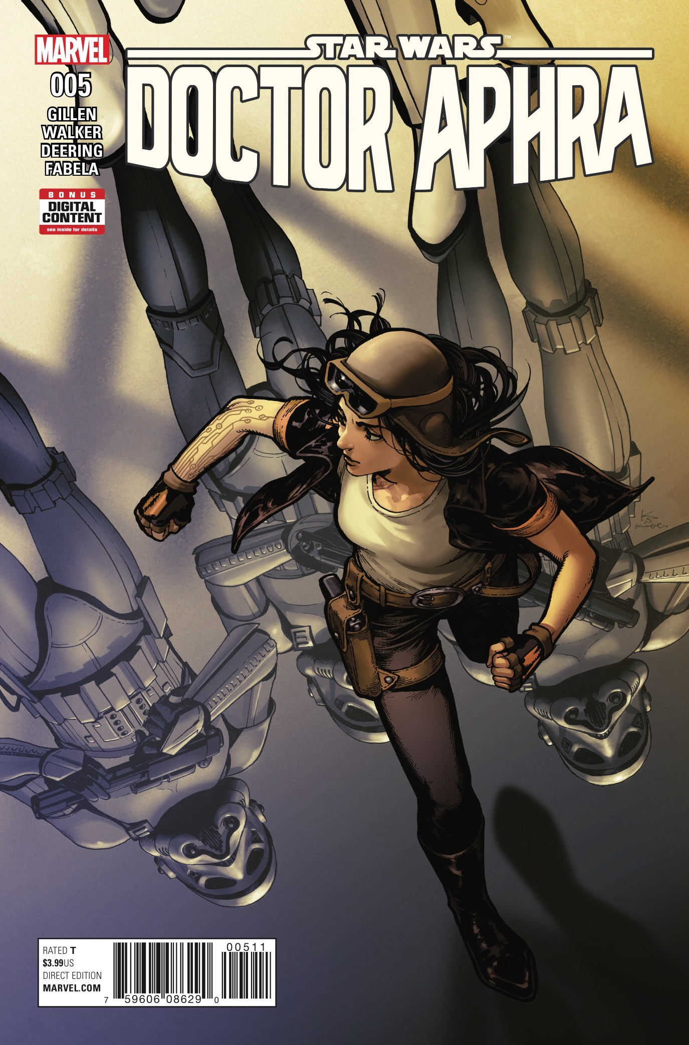 Star Wars: Doctor Aphra #5 Review