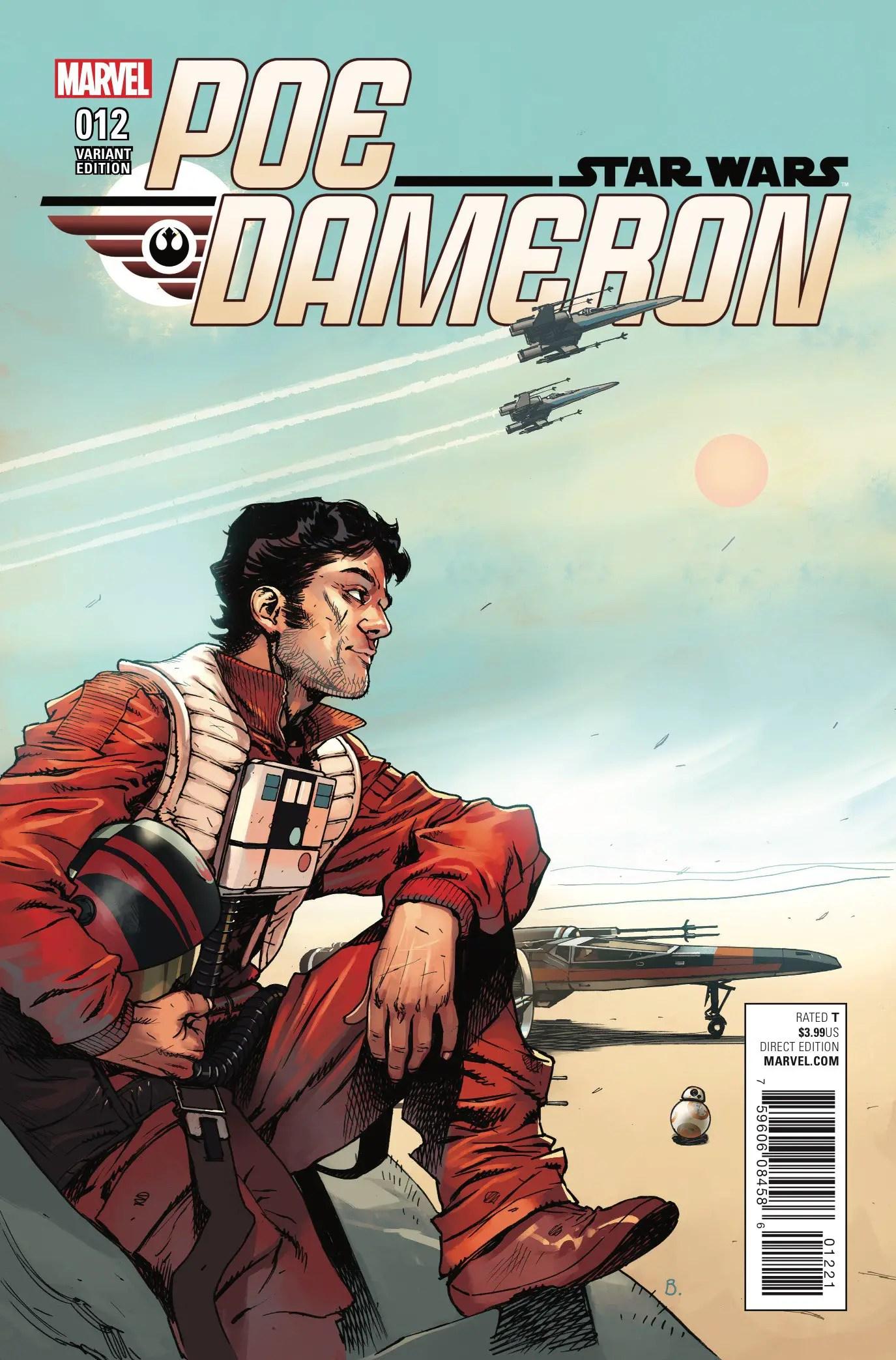 Star Wars: Poe Dameron #12 Review
