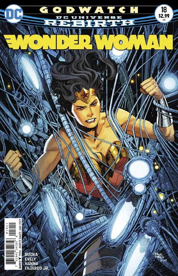 Wonder Woman #18 Review