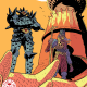 I knew nothing about Head Lopper when I decided to review it, other than that it looked absolutely kick-ass, had swords and a guy with a giant beard. Other than it being like looking in the mirror, it was an unapologetic heavy metal-like experience, with lots of blood and decapitations. I got the chance to ask Head Lopper creator Andrew MacLean some questions about how he started, his inspirations and what the future might have in store for Norgal and Agatha.