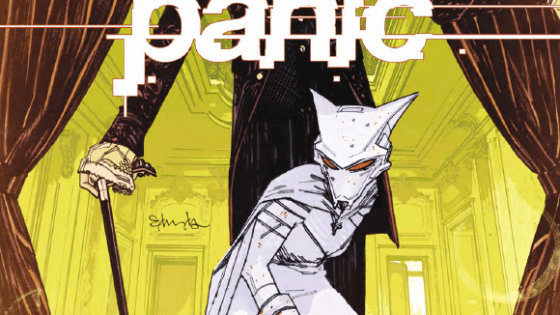 Mother Panic has been one of the more superhero-like comics out of the Young Animal series, but it continues to have a darker underbelly than any average comic. Jody Houser is writing a hero who's angry and in some ways opposite of Batman, yet they must continue on in the same city. New artist Shawn Crystal takes over for this issue (and the next 3), but is it good?