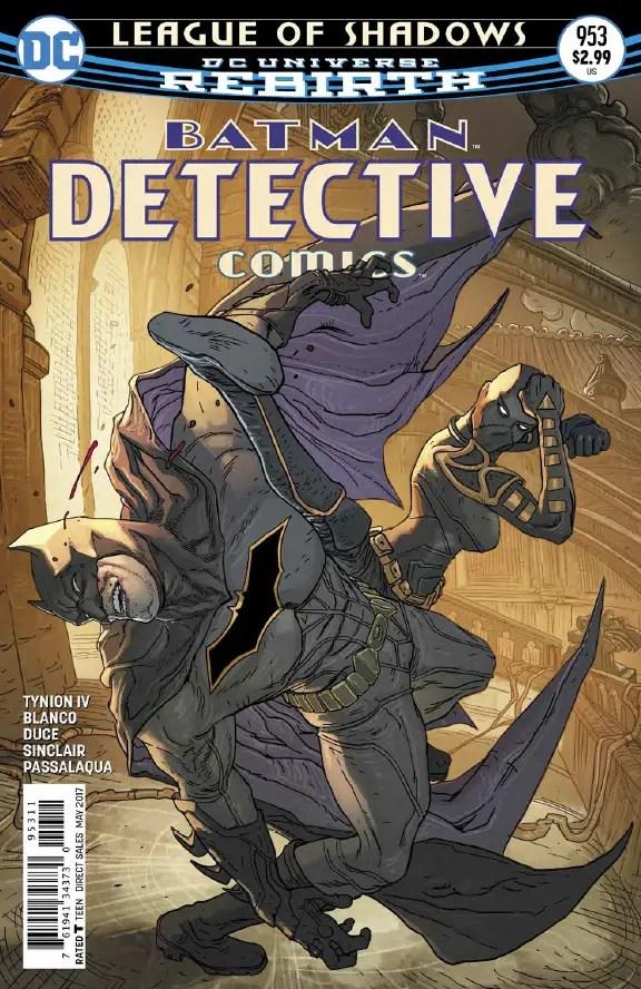 Detective Comics #953 Review