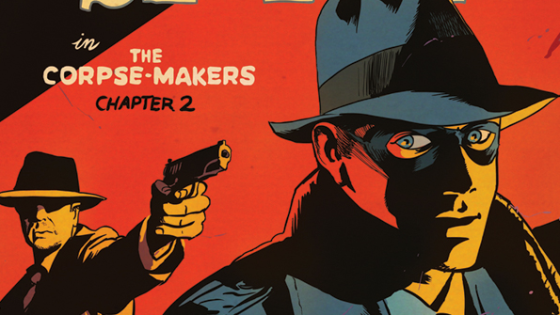 Fresh on the case, The Spirit is investigating some strange happenings. What seemed to be a routine investigation is turning out to be more than he bargained for. Will Eisner's amazing character is coming to life again in *The Corpse-Maker* #2--is it good?