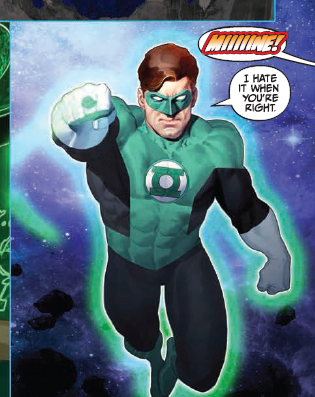Green Lantern/Space Ghost Annual #1 Review