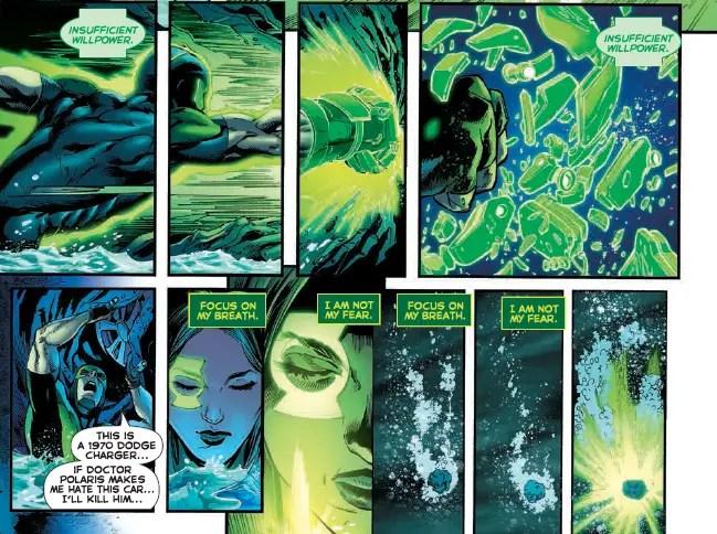 Green Lanterns #20 Review