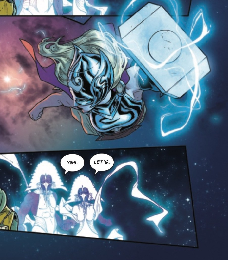 The Mighty Thor #17 Review
