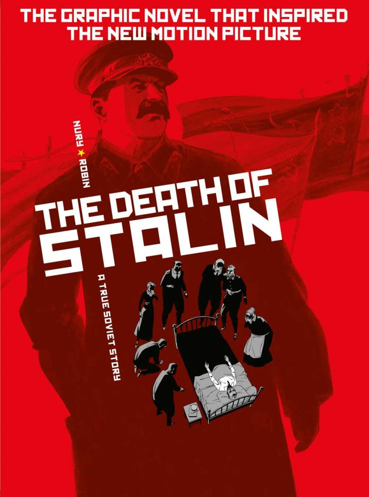 Titan Preview: The Death of Stalin