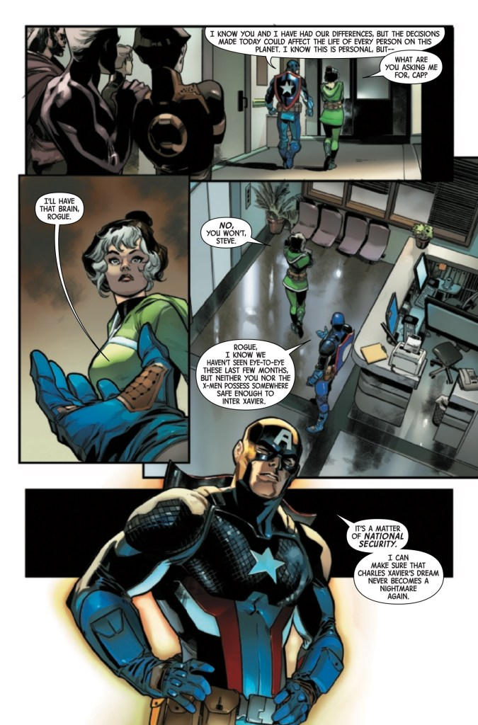 Marvel Preview: Uncanny Avengers #22