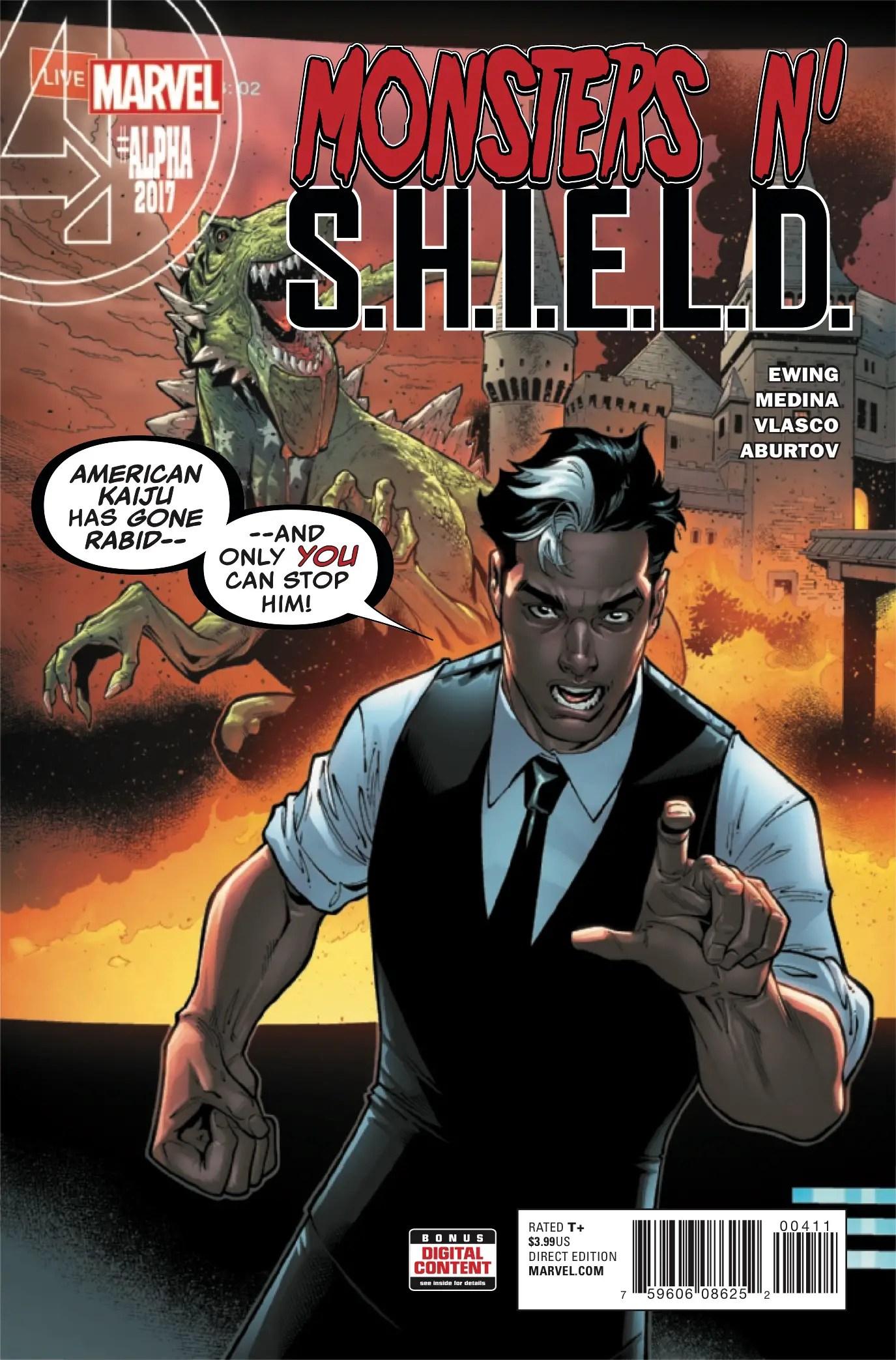 U.S. Avengers #4 Review