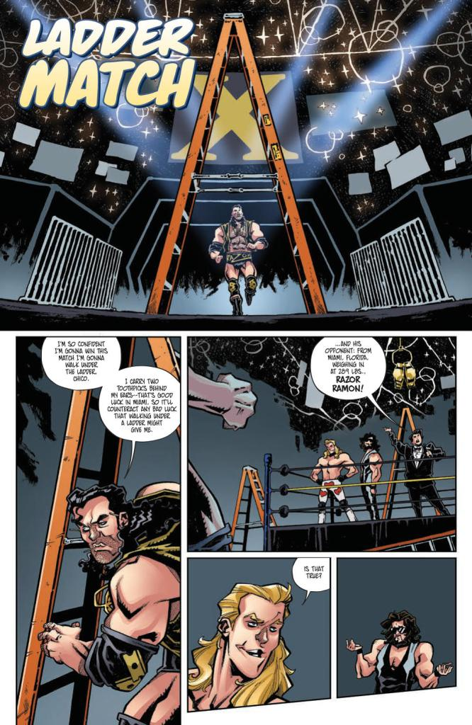 BOOM! Preview: WWE WrestleMania 2017 Special #1