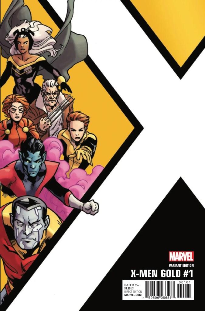 Marvel Preview: X-Men: Gold #1