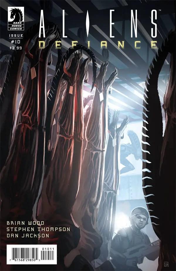 Aliens: Defiance #10 Review