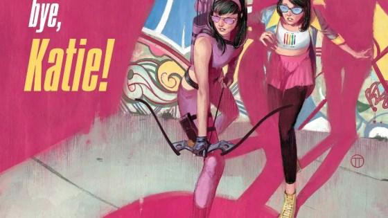 Hawkeye #4 Review